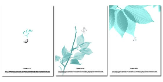 Tiffany - Nature - Set 1